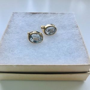 Vintage Monet Clip-On Earrings